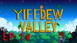 THE YIFF FARM! - Stardew Valley - Furry Mod EP 1#