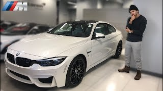 Are we buying a BMW M4? *2019 MANUAL M4 COMPETITION WALKAROUND*