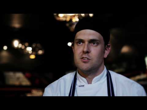 Aaron - Sous Chef at Fifteen