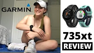 Garmin 735xt UPDATED REVIEW 3 years later