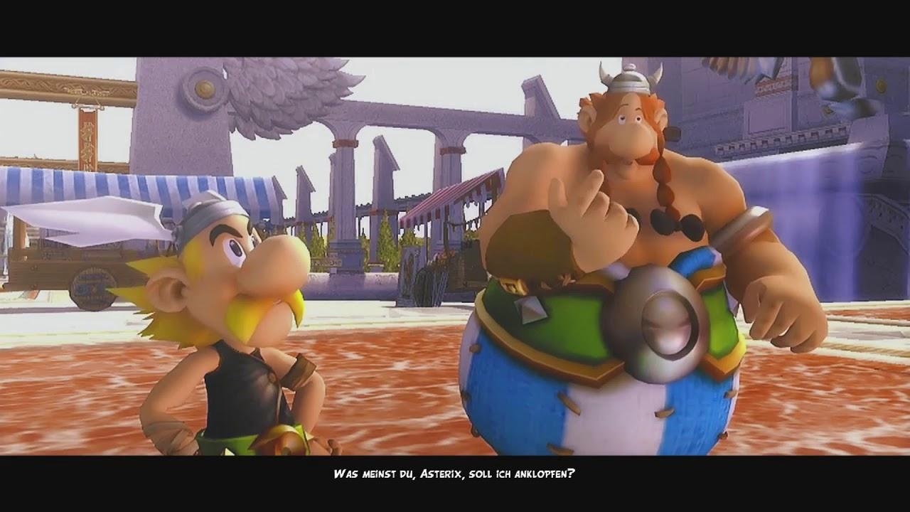Asterix Obelix Xxl 2 Nintendo Switch Gameplay Unboxing
