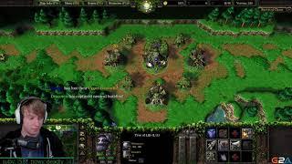 ZEMSTA NOCNYCH ELFÓW - Warcraft III: (SurvivalChaos 2.99)