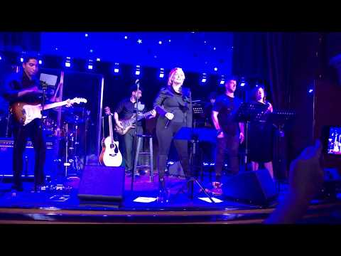"Anne Steele performs ""This Is Me"" on RSVP Cruise"