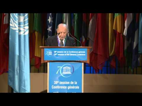 38th General Conference – 7 11 2015 General Policy Debate   Organisation of Islamic Cooperation