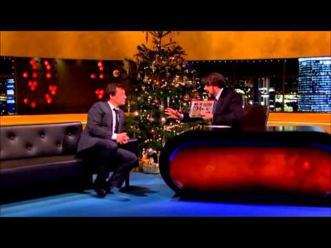 Jamie Oliver Interview on The Jonathan Ross Show Christmas Special