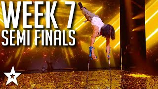 France's Got Talent 2020 (Semi Finale) | WEEK 7 | Got Talent Global