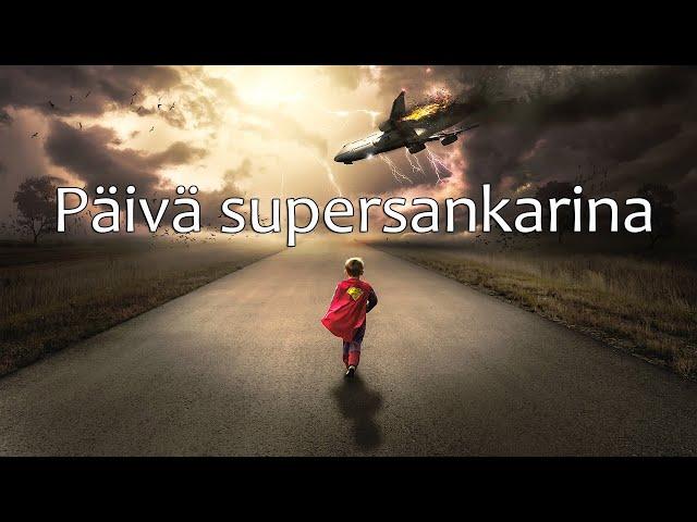 🌠 Lapsille - Päivä supersankarina