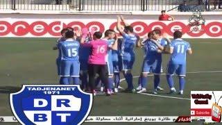 ملخص مباراة نصر حسين داي 2-2 دفاع تاجنانت....20/03/2016