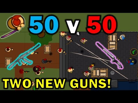 EVERYTHING YOU NEED TO KNOW ABOUT 50v50 In Surviv.io