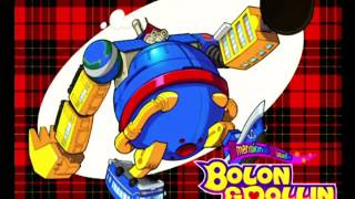 Tech Romancer (Dreamcast) Story as Bolon