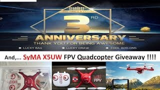 Gearbest 3rd Anniversary Promotion Sale & Giveaway