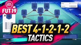 BEST FIFA 19 FORMATION + DYNAMIC TACTICS