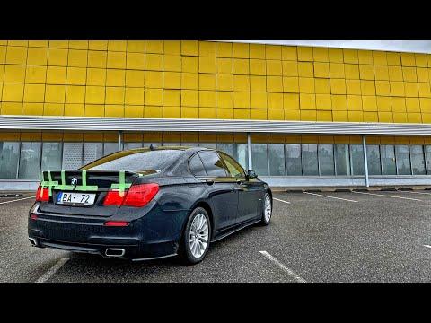 Лютый ТЮНИНГ или КОЛХОЗ ?! ПЕРЕВОПЛОЩЕНИЕ BMW 740D