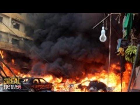 Spate of Deadly Car Bombings Rock Lebanon