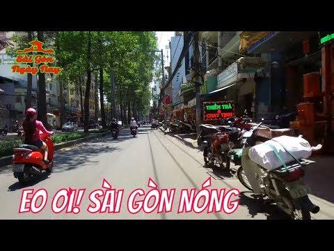 """Việt Kiều về Sài Gòn đợt này """"sẽ khổ vì nắng nóng kéo dài"""" Travel Sai Gon Ngay Nay"""