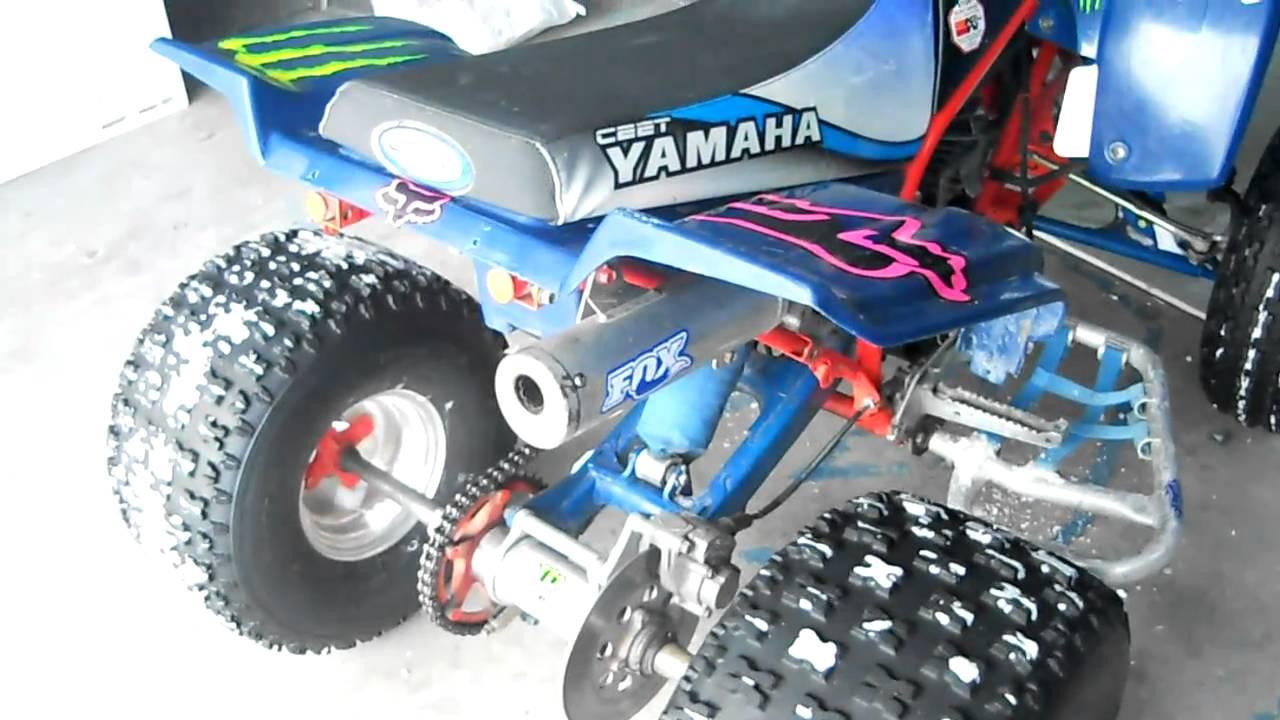 Yamaha Blaster Videos