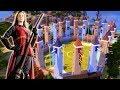 Campo Quadribol A Quidditch Field Harry Potter Contrução The Sims 4 Speed Build mp3
