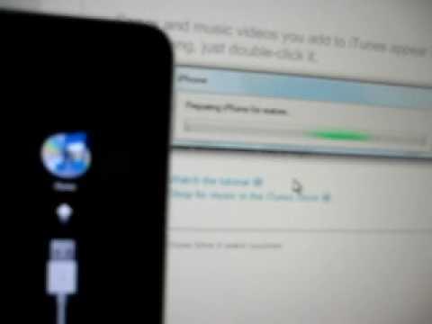 iPhone 3GS error 1611