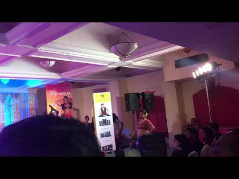 Bellydance with blend of Yakshagana and other classical dance