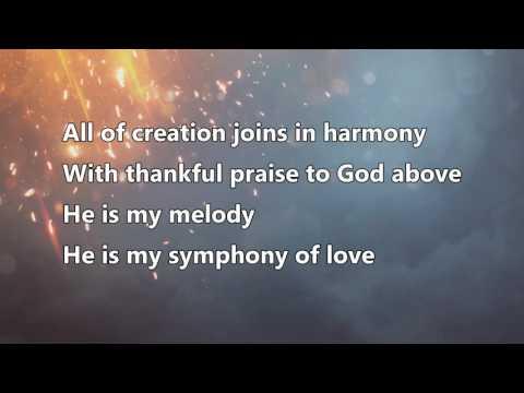 Symphony of love - Terry MacAlmon (Lyrics)