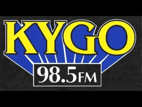 KYGO-FM (Denver, CO) Commercial Break (Circa August, 1987)