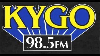 KYGO-FM (Denver, CO) Commercial Break (Circa August, 1987)