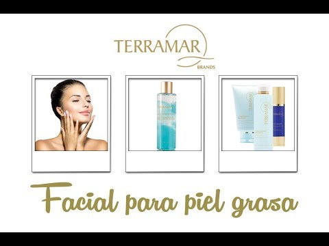 Fαciαl Pαrα Piel Mixtα/grαsα Con Productos De Terrαmαr Brαnds - Mαff Cαntú ♡