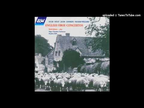 Gordon Jacob : Concerto No. 1 for oboe & string orchestra (1933 rev. 1934)