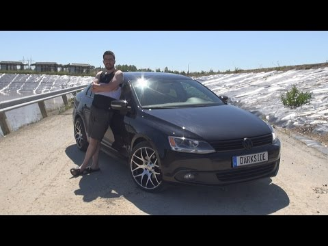 """DanQ8000's """"DarkSide"""" MK6 Jetta - July 28th, 2014: Rims, Tint, Euro Plate, and Decal 