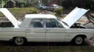 1965 Plymouth Fury III: $2500.