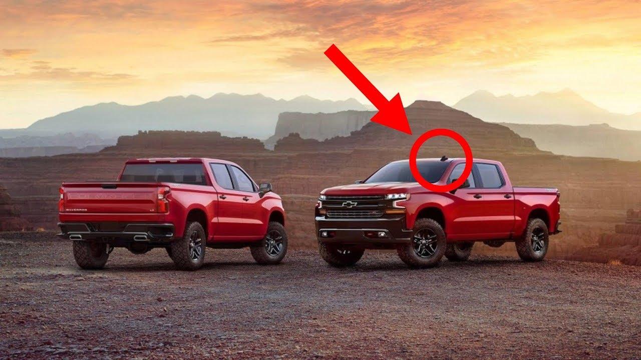 Look This 2019 Chevy Silverado 2500hd Youtube