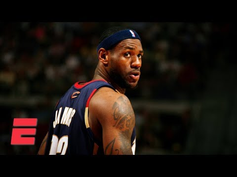 LeBron James dominates Pistons in Game 5 of 2007 Eastern Conference finals | ESPN