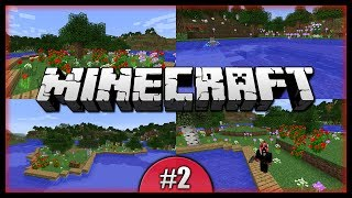 Python Plays Minecraft || Creating An Island! Preparing A Canvas! || Minecraft Survival PC [#2]