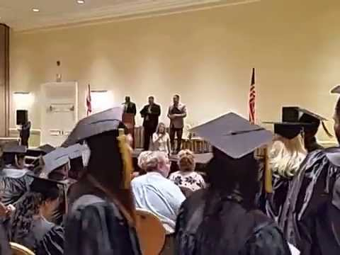 2014 Graduating Surgical Technologist from the Central Florida Institute