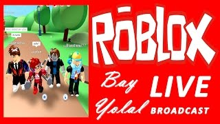 Let's Play ROBLOX Live Now! #3 (29.04.2017 d/m/y)