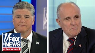 Giuliani on Michael Cohen tape fallout, Mueller probe