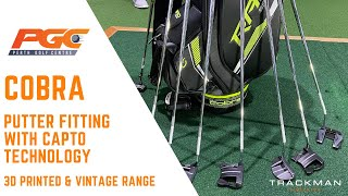Cobra Putter Fitting with Capto - New 3D Printed And Vintage Range