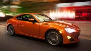 First Test Drive Of The 2013 Scion FR-S