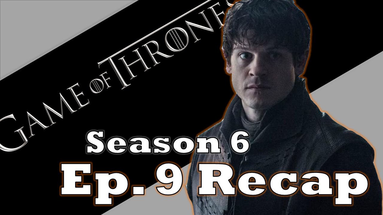 Game Of Thrones Season 6 Ep 9