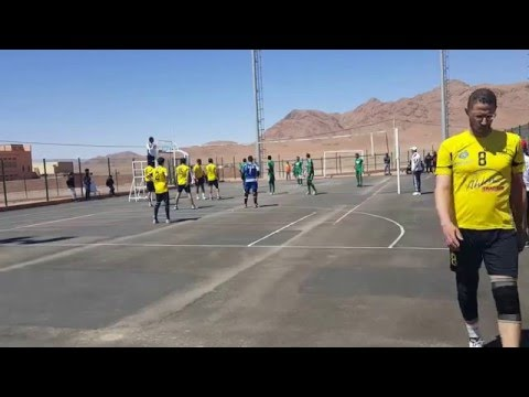 Volleyball  TCO oujda
