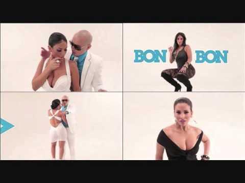 Pitbull - Bon, Bon (MP3) - Remix with Lyrics
