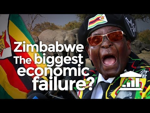 ZIMBABWE: What happens after MUGABE? - VisualPolitik EN thumbnail