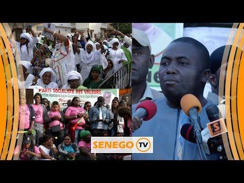 Bamba Fall la médina vote neutre et exige la libération de Khalifa Sall au prochain président
