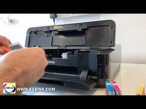 How To Unblock A Canon iP7250 TS5050 MG5750 Edible Ink Printer The Easy Way
