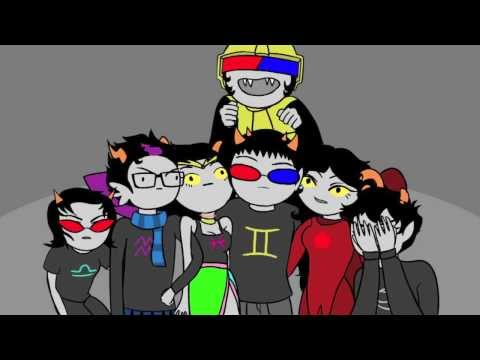 Buzzin' Feat. Sollux (Homestuck Animation)