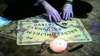 "OUIJA Sessions:  "" Channeling Patricia with Veronica Episode 70 """