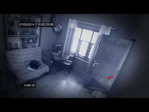 Real ghost caught on cctv in a haunted house | Incredible Ghost Footage | CCTV |  Horrors