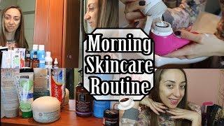 Πρωινή Ρουτίνα Περιποίησης + Διαγωνισμός | Winter Morning Skincare Routine| Polinasbeauty