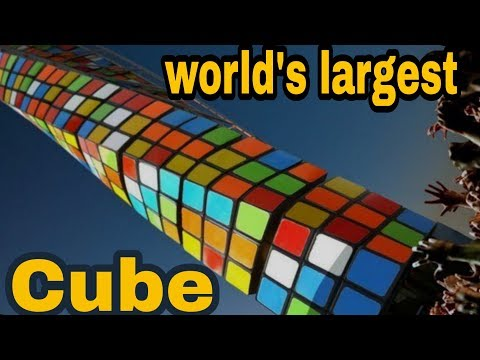 TOP 10 Facts of Rubik Cube || world's most Expensive  Cube 1.5 millon $ ||