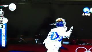 曾櫟騁獲奧運跆拳57公斤級銅牌
